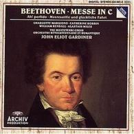 "John Eliot Gardiner (Джон Элиот Гардинер): Beethoven: Mass in C; ""Ah! perfido""; Meeresstille"