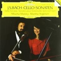 Миша Майский: Bach: Sonatas For Cello & Piano
