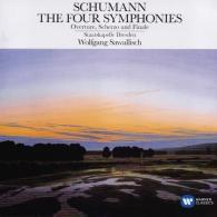 Wolfgang Sawallisch (Вольфганг Заваллиш): Symphonies Nos.1-4