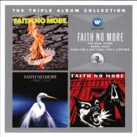 Faith No More (Фейт Но Море): The Triple Album Collection: The Real Thing / Angel Dust / King For A Day Fool For A Lifetime