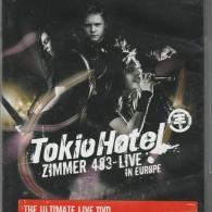 Tokio Hotel (Токио Хотел): Zimmer 483 - Live In Europe