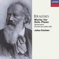 Julius Katchen (Джулиус Катчен): Brahms: Works for Solo Piano