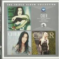 Cher (Шер): The Triple Album Collection
