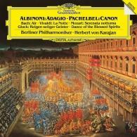 Herbert von Karajan (Герберт фон Караян): Albinoni/ Vivaldi/ Bach/ Mozart