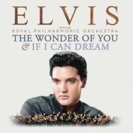 Elvis Presley (Элвис Пресли): If I Can Dream + The Wonder of You