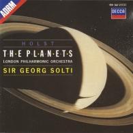 Sir Georg Solti (Георг Шолти): Holst: The Planets