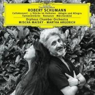 Mischa Maisky (Миша Майский): Schumann: Cello Concerto; Chamber Music