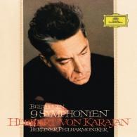 Herbert von Karajan (Герберт фон Караян): Beethoven: 9 Symphonien - 1963