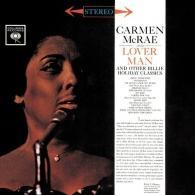 Carmen Mcrae (Кармен Макрей): Carmen Mcrae Sings Lover Man And Other Billie Holiday Classics