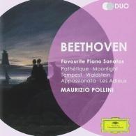 Maurizio Pollini (Маурицио Поллини): Beethoven: Favourite Piano Sonatas