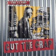 The Clash (Зе Клеш): Cut The Crap