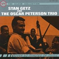 Stan Getz (Стэн Гетц): Stan Getz And The Oscar Peterson Trio