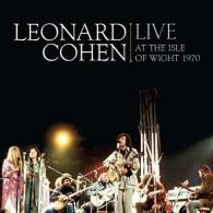 Leonard Cohen (Леонард Коэн): Leonard Cohen Live At The Isle Of Wight 1970