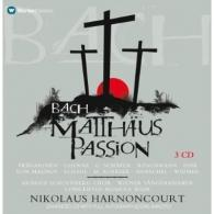 Nikolaus Harnoncourt (Николаус Арнонкур): St Matthew Passion [2001]