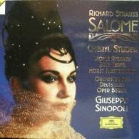 Giuseppe Sinopoli (Джузеппе Синополи): Richard Strauss: Salome