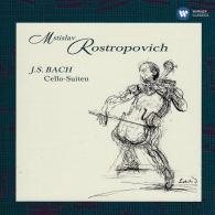 Мстислав Ростропович: Cello Suites