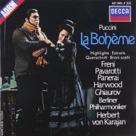 Mirella Freni (Мирелла Френи): Puccini: La Boh?me - Highlights