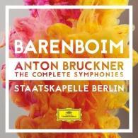 Daniel Barenboim (Даниэль Баренбойм): Bruckner: The Complete Symphonies