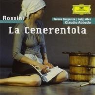 Claudio Abbado (Клаудио Аббадо): Rossini: La Cenerentola