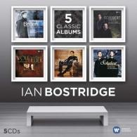 Ian Bostridge (Иэн Бостридж): 5 Classic Albums