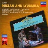 Valery Gergiev (Валерий Гергиев): Glinka: Ruslan And Lyudmila