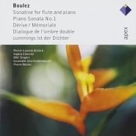 Pierre Boulez (Пьер Булез): Sonatine, Piano Sonata No. 1