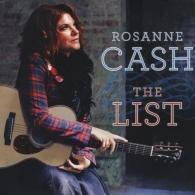 Rosanne Cash (Розанн Кэш): The List