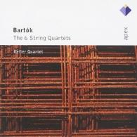 Keller Quartet (Келлер Квартет): String Quartets Nos 1 - 6 [Complete]