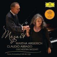 Martha Argerich (Марта Аргерих): Mozart: Piano Concerto No.25 & No.20