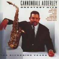 Cannonball Adderley (Кэннонболл Эддерли): Greatest Hits