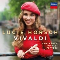 Lucie Horsch: Vivaldi: Recorder Concertos