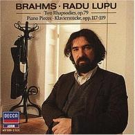 Radu Lupu (Раду Лупу): Brahms: Piano Pieces, Opp.117, 118, 119
