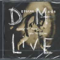 Depeche Mode (Депеш Мод): Songs Of Faith And Devotion (Live)