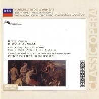 Christopher Hogwood (Кристофер Хогвуд): Purcell: Dido & Aeneas