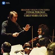 Itzhak Perlman (Ицхак Перлман): Violin Concerto - Itzhak Perlman, Cso / Carlo Maria Giulini