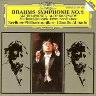 Claudio Abbado (Клаудио Аббадо): Brahms: Symphony No.2; Alto Rhapsody