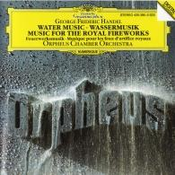 Orpheus Chamber Orchestra: Handel: Water Music; Music for the Royal Fireworks