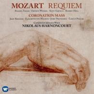 Nikolaus Harnoncourt (Николаус Арнонкур): Requiem & Coronation Mass