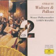 Wiener Philharmoniker (Венский филармонический оркестр): Johann Strauss · Josef Strauss: Waltzes & Polkas