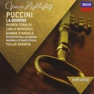 Tullio Serafin (Туллио Серафин): Puccini: La Boheme - Highlights