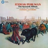 Itzhak Perlman (Ицхак Перлман): The Spanish Album: Sarasate, Falla, Granados, Halffter - Sanders