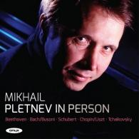 Mikhail Pletnev (Михаил Васильевич Плетнёв): Various: Pletnev In Person