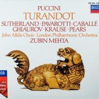 Zubin Mehta (Зубин Мета): Puccini: Turandot