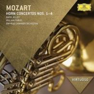 Orpheus Chamber Orchestra: Mozart: Horn Concertos Nos.1-4