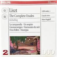 Claudio Arrau (Клаудио Аррау): Liszt: The Complete Etudes