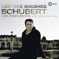 Leif Ove Andsnes (Лейф Ове Андснес): Piano Sonatas 17 &19-21