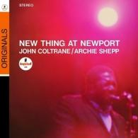 John Coltrane (Джон Колтрейн): New Thing At Newport Reissue
