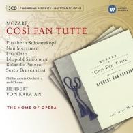Herbert von Karajan (Герберт фон Караян): Cosi Fan Tutte