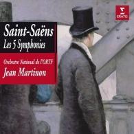 Jean Martinon (Жан Мартинон): Symphonies