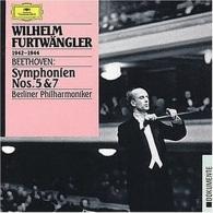 Wilhelm Furtwängler (Вильгельм Фуртвенглер): Beethoven: Symphonies Nos.5 & 7